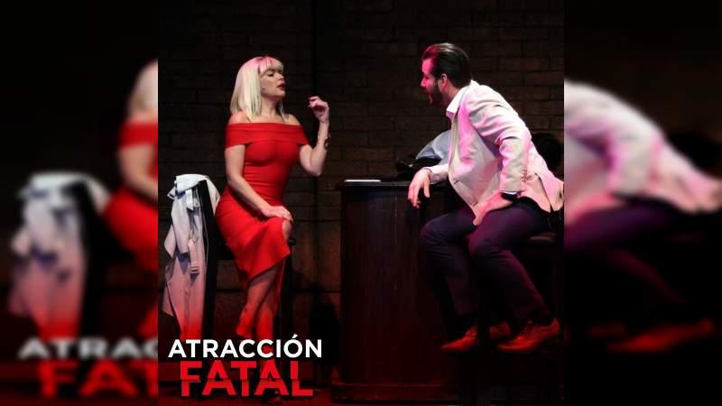 """""""Atracción Fatal"""" llega este sábado a Morelia"""