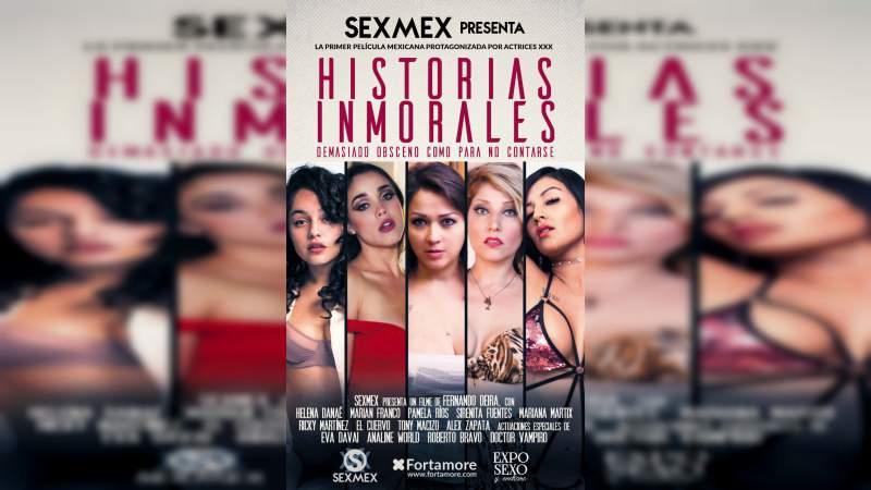 Cinépolis transmitirá una película XXX por primera vez