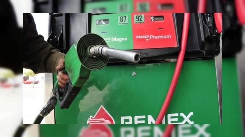 SHCP aplica estímulo fiscal y baja el precio de la gasolina Magna