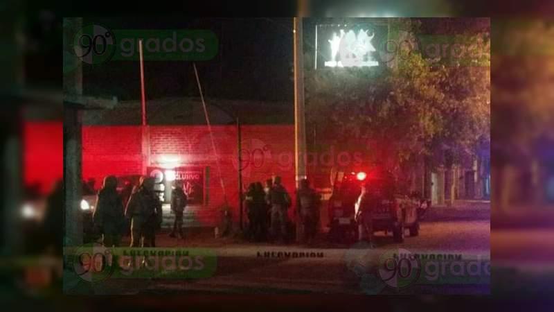 14 muertos y 7 heridos en ataque a un bar en Salamanca, Guanajuato