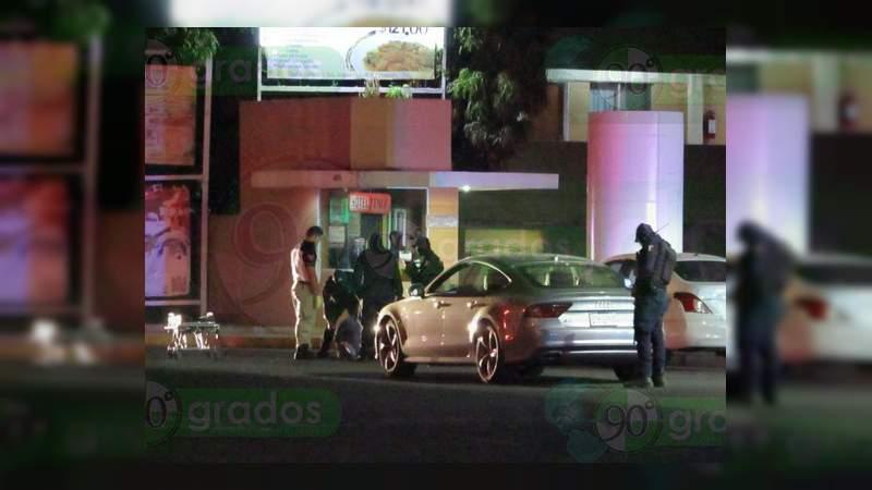 Se enfrenta a balazos contra la Policía y resulta herido, en Zamora