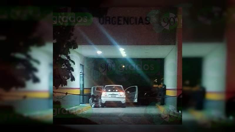 Balan a cinco jóvenes en Chilchota, Michoacán; hay un muerto