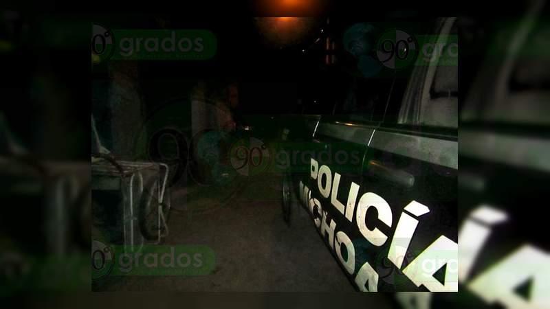 Tiroteo en Zamora deja un muerto y un lesionado