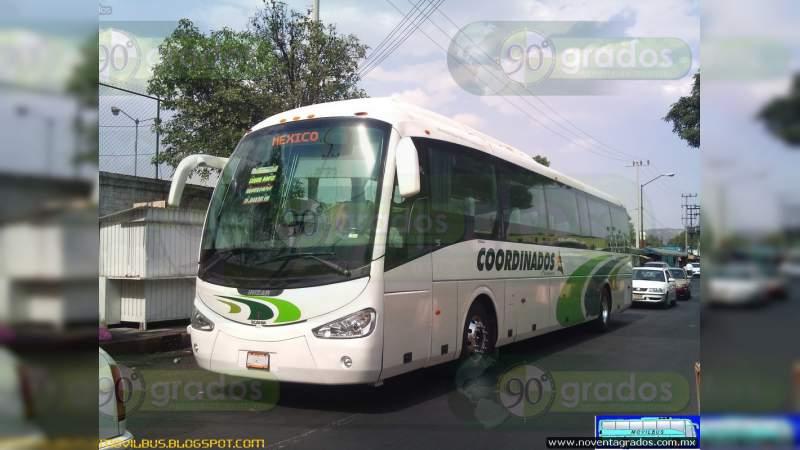 Justiciero asesina a asaltante de autobús en la México - Pachuca