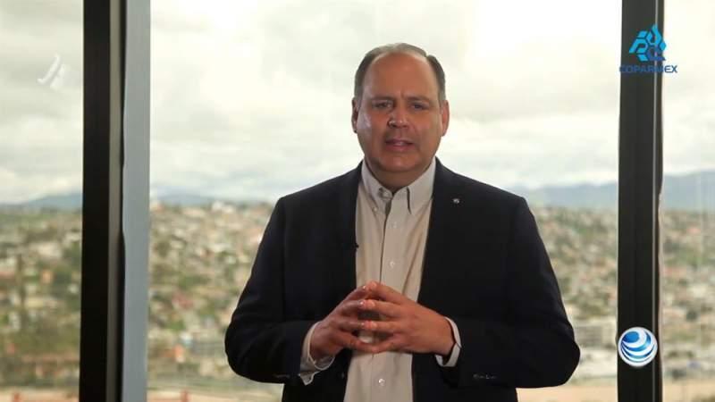Resalta Coparmex asuntos positivos de los 100 días de gobierno de AMLO