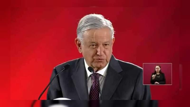 No descarto la participación de Pemex en el mercado de valores: López Obrador