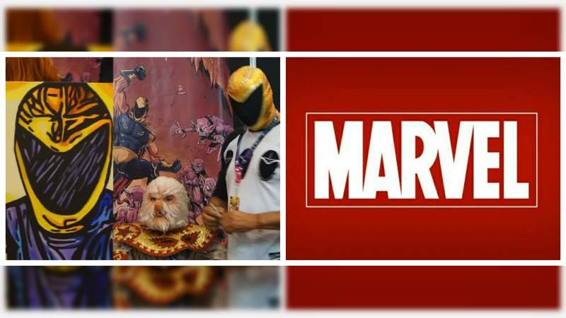 Tinieblas Jr. sería el primer mexicano en unirse a Marvel