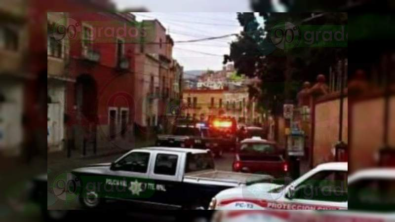 Se registra explosión en casa alquilada por Airbnb en la ciudad de Guanajuato; hay 4 heridos
