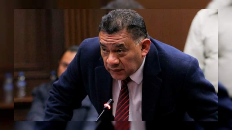 Invalidación de magistrados del TJAM no es definitiva: Fermín Bernabé