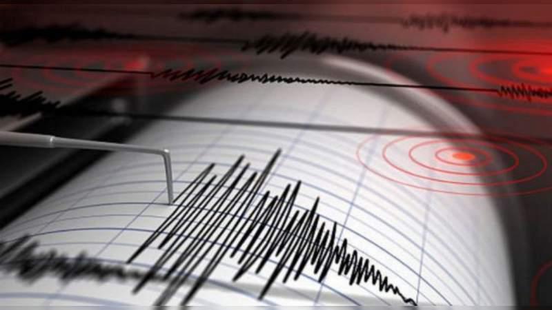 Hasta esta mañana, registrados 58 sismos en ocho estados del país; 37 de ellos en Oaxaca