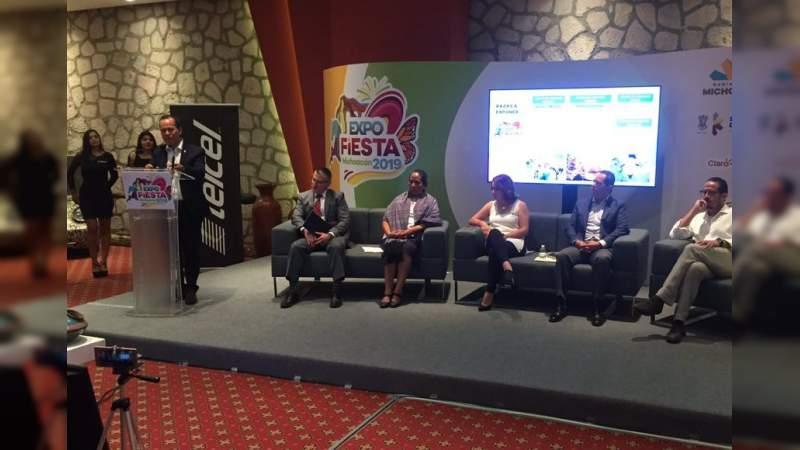 Anuncian la Expo Fiesta Michoacán 2019