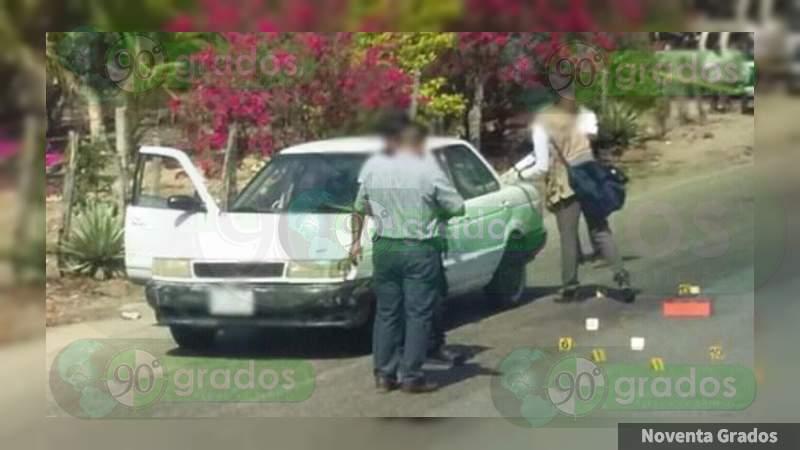 Ejecutan a aspirante a fiscal y ex juez penal en Tecpan, Guerrero