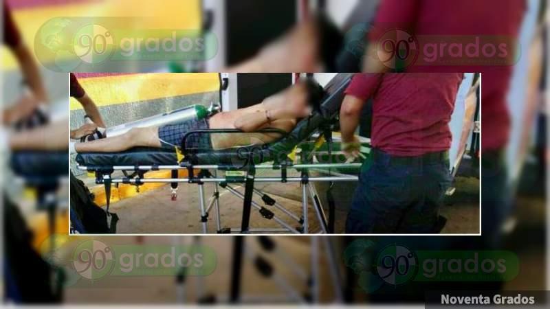 Muere uno de los lesionados del centro de rehabilitación de Jacona, Michoacán