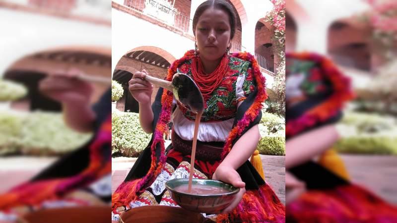 Invita Sectur Michoacán a la Feria del Atole de Tarecuato