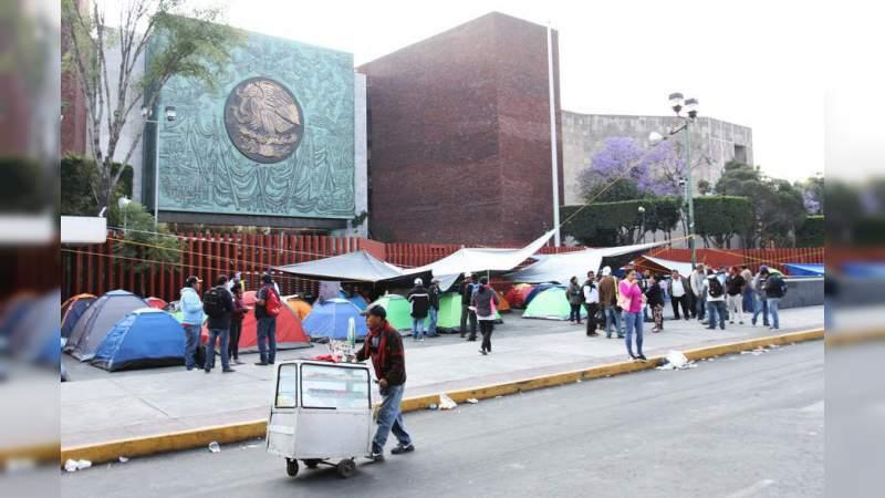 Si es necesario daremos nuestra vida para abrogar la reforma educativa: CNTE Oaxaca