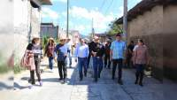 Pone en marcha Lupillo Aguilera Caravanas  de la Salud en el Distrito de Pátzcuaro