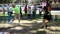 Con juegos y una jornada de concientización, conmemora DIF Michoacán el Dia Mundial del Síndrome de Down