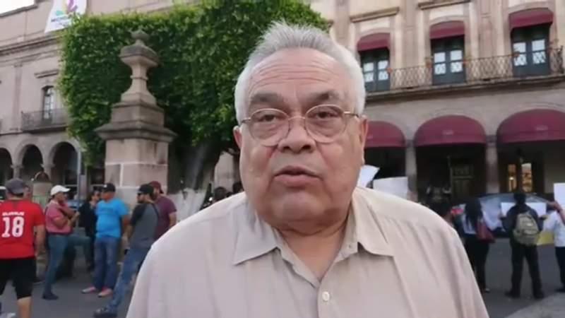 CTM condena actuar del propietario del Hotel Virrey de Mendoza: Juan Carlos Velasco