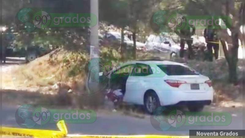 Ejecutan a cinco en distintos puntos de Irapuato, Guanajuato