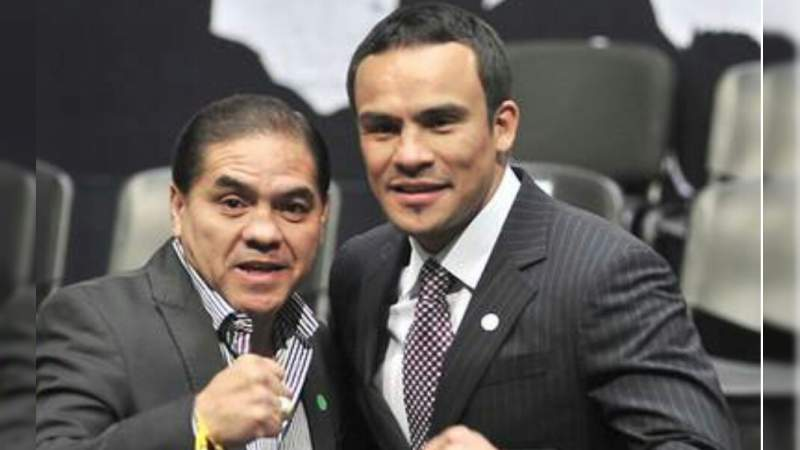 Juan Manuel Márquez y Chiquita González exaltados al Salón de Fama del boxeo