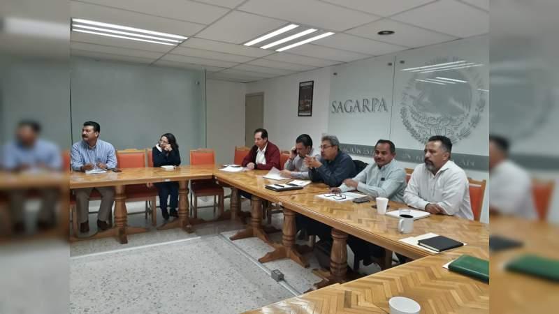 Instalan en Michoacán el Comité de Desarrollo Rural (CODER)