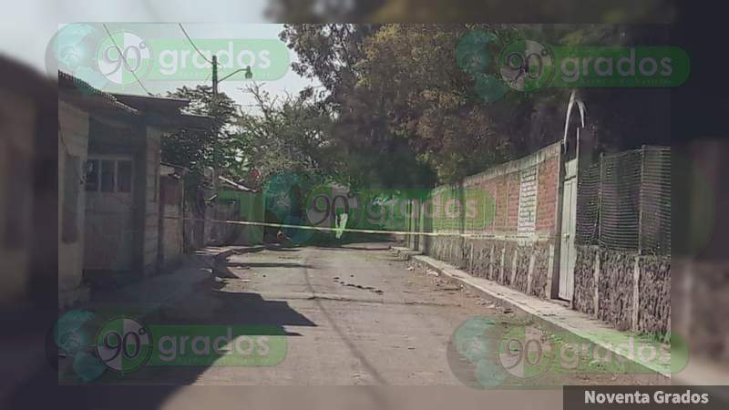 Asesinan a pareja frente a su hija de 5 años en Pénjamo, Guanajuato