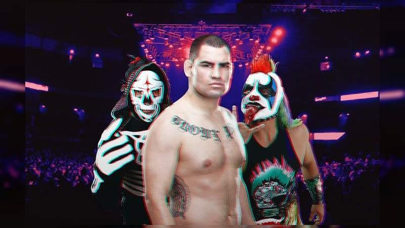 Caín Velásquez firmó con AAA, debutará en Triplemanía