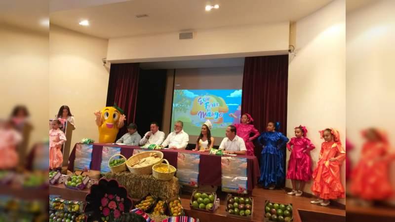 Expo Feria del Mango del 30 de marzo al 7 de abril en Lombardía, del municipio de Gabriel Zamora