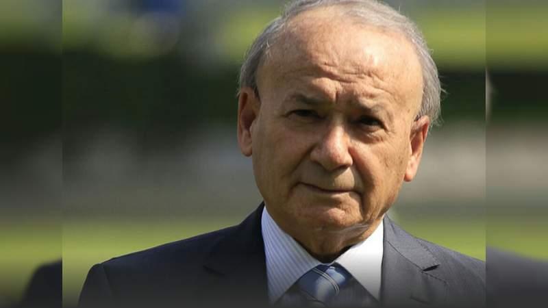 Presidente de Cruz Azul es señalado por desviar 191 mdp