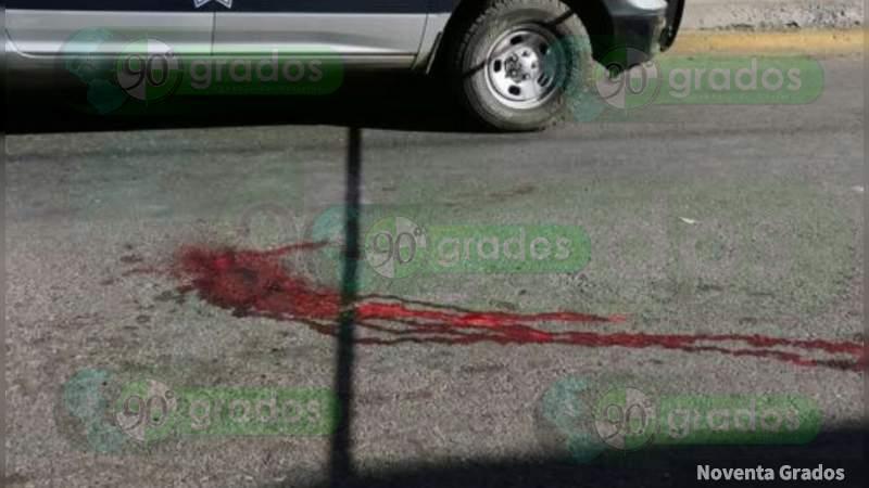 Lo ejecutan sobre el libramiento norte de Irapuato, Guanajuato