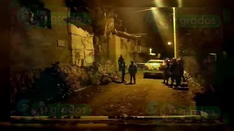 Asesinan a cuatro personas dentro de una casa en Salamanca, Guanajuato