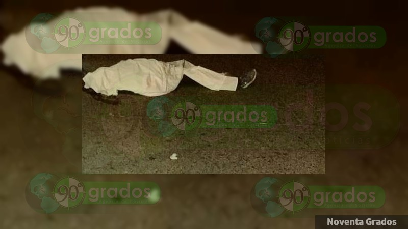 En menos de seis horas asesinan a otro en Uruapan, Michoacán