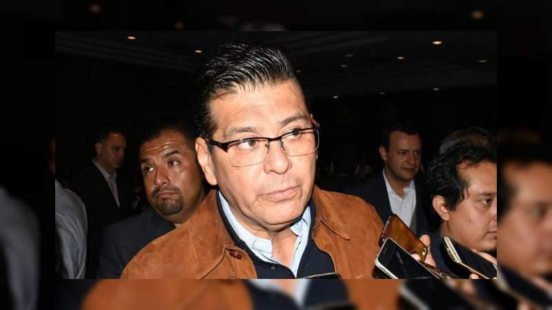 Confirma Juan Bernardo Corona su salida de la SSP