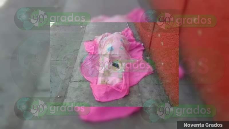 Sin vida por arma de fuego, hallan a persona en Abasolo, Guanajuato