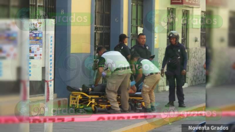 Asesinan a taxista y su pasajero en Zamora
