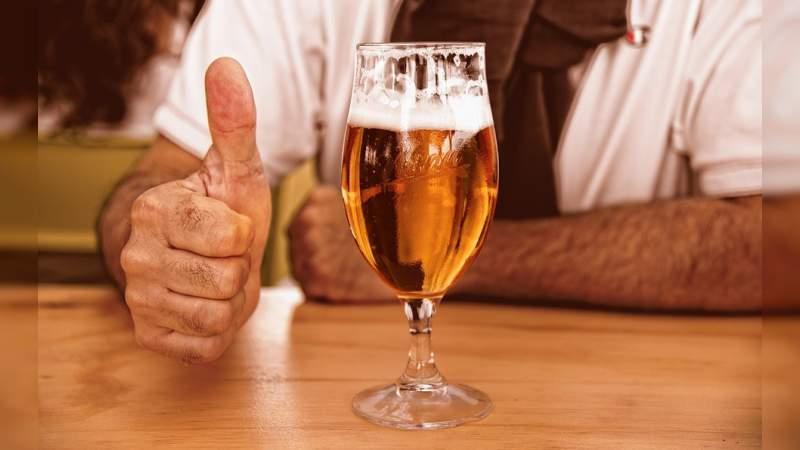 Estudio revela que la cerveza no engorda y es buena para la salud
