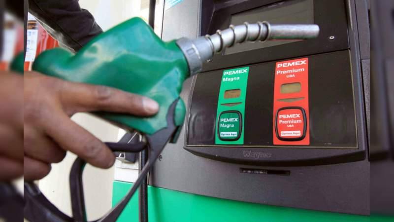 Hacienda incrementa estímulo fiscal a la gasolina Magna