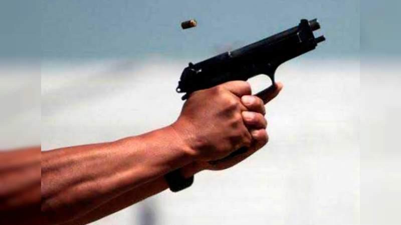 Buscan tipificar como delito el disparar al aire sin justificación