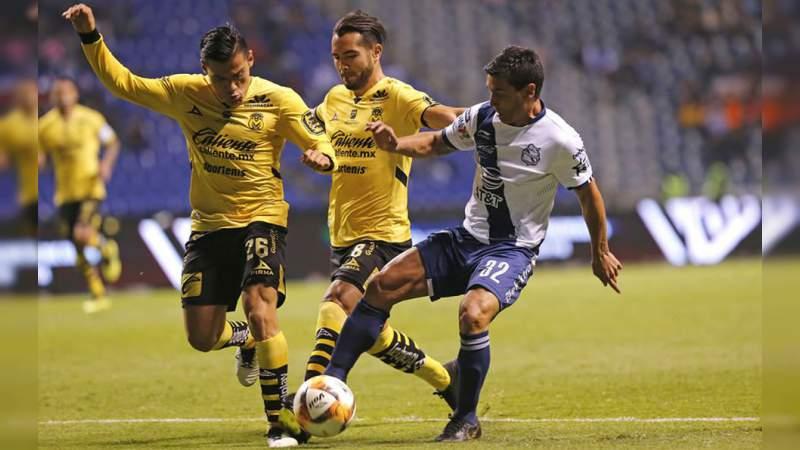 Monarcas no sabe ganar, ahora empató con Puebla