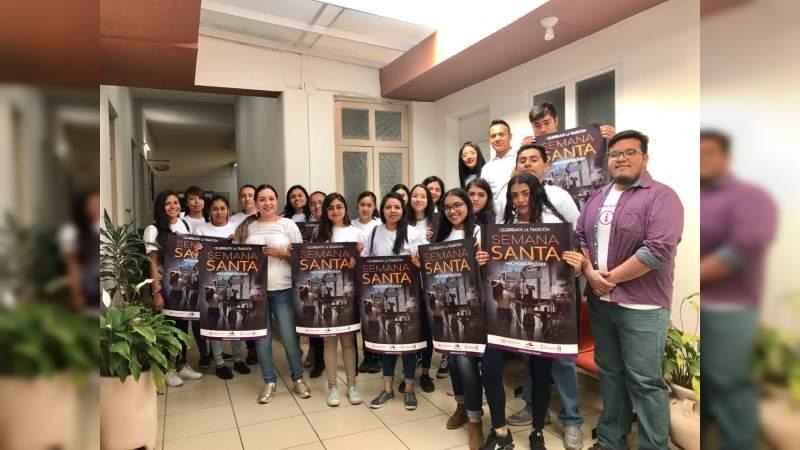 Opera Sectur Michoacán Módulos de Atención a turistas y visitantes por Semana Santa