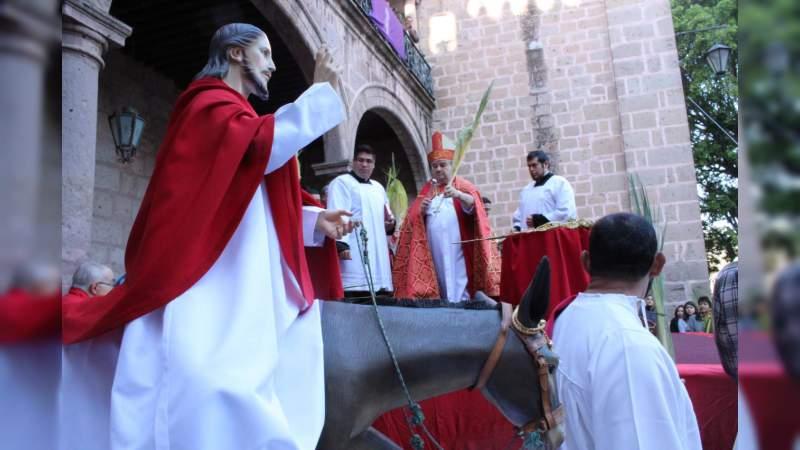 Semana Santa: vivencia de fe y compromiso