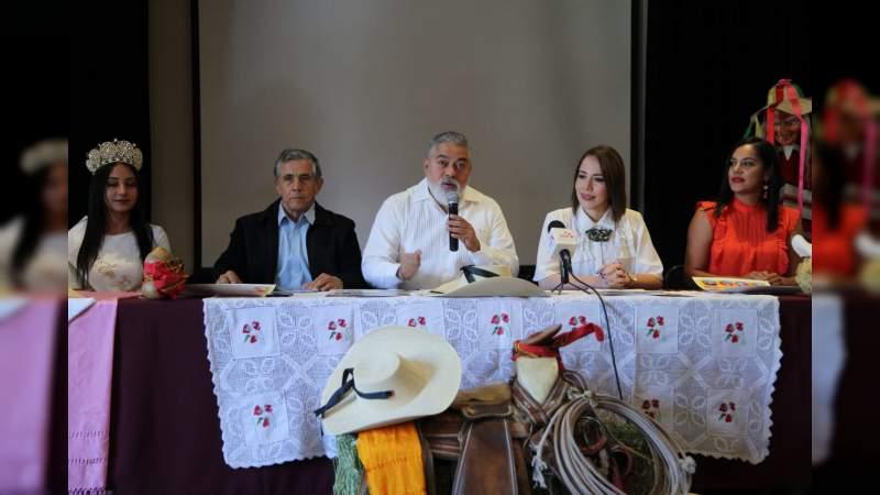 Prepara Tuzantla Feria Tradicional de Pascua