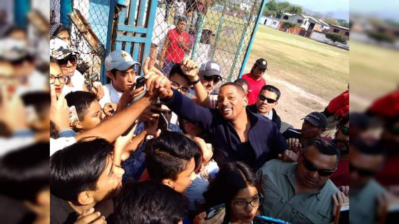 "Will Smith llega a Morelos para filmar la tercera parte de ""Bad Boys"""