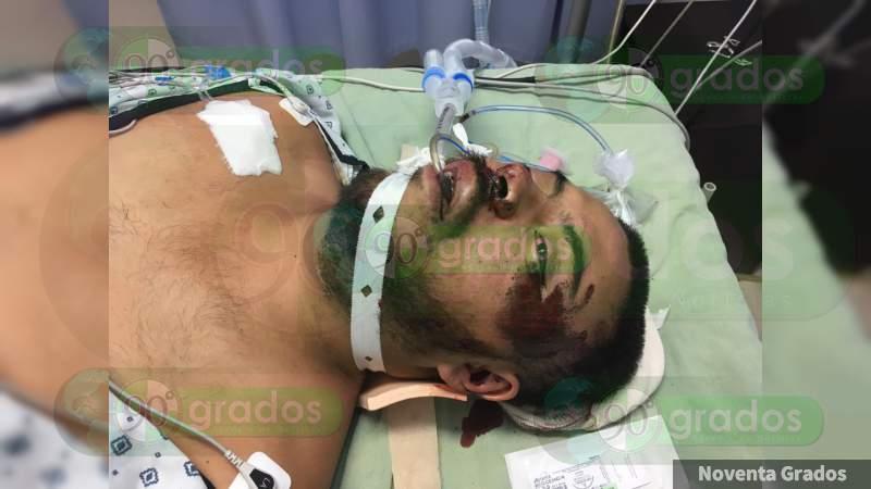 Fueron localizados familiares de paciente del hospital general de Uruapan, Michoacán