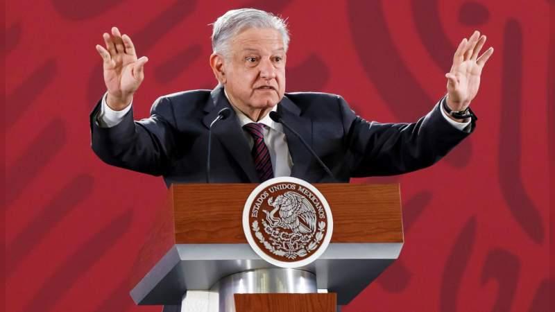 AMLO lamentó suicidio del expresidente de Perú