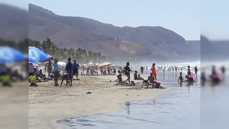 Saldo blanco en actividades religiosas y de playa en Michoacán: PC