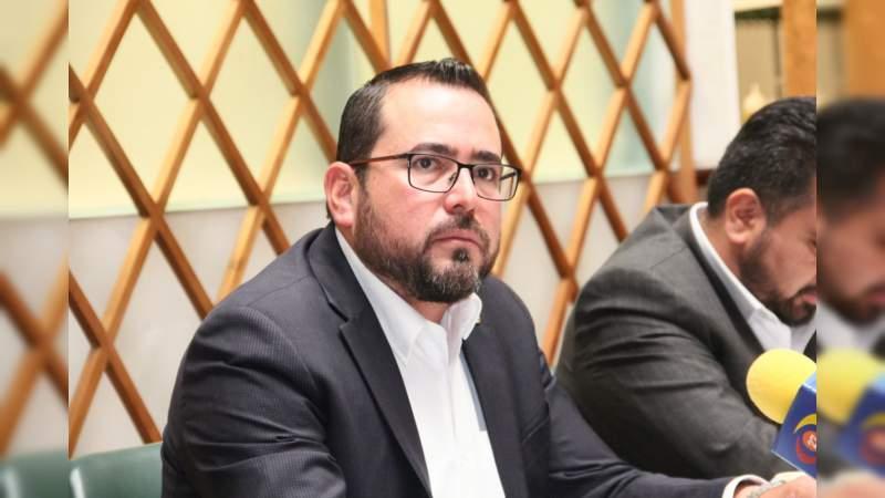 Reto cambiar percepción sobre inseguridad y generar paz: Humberto González