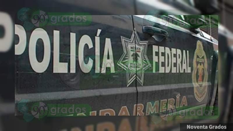 Un detenido tras balear a elementos de la Gendarmería en Celaya, Guanajuato