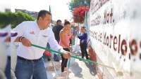 Sedesoh ha rescatado 10 espacios públicos en Morelia