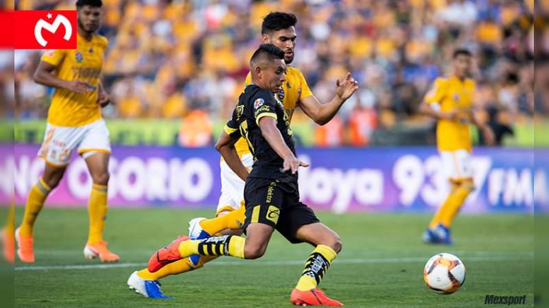 Luego de estar 1-3 en el marcador, Monarcas se dejó empatar por Tigres